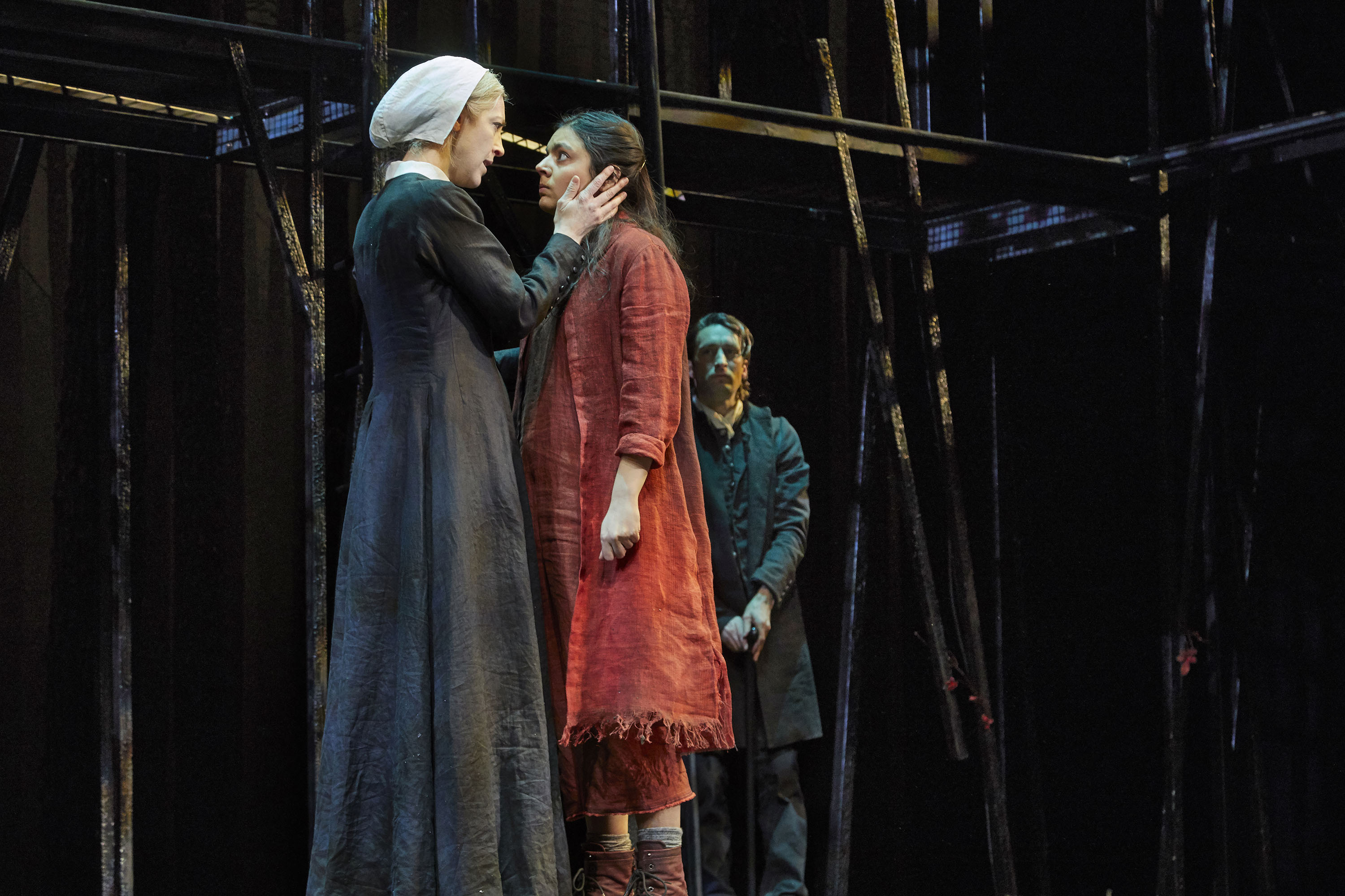 Theatre Calgarys Adaptation Of The Scarlet Letter Leaves More Questions Than Answers TheYYSCENE